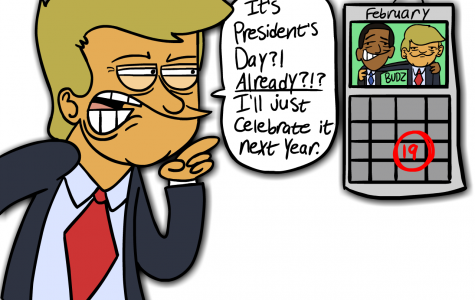 Students Are Obligated to Go to School On Presidents' Day