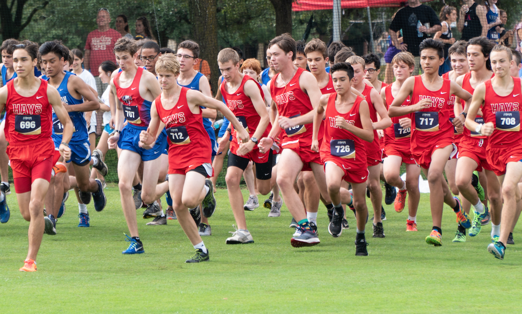 Cross Country St. Andrews Invitational