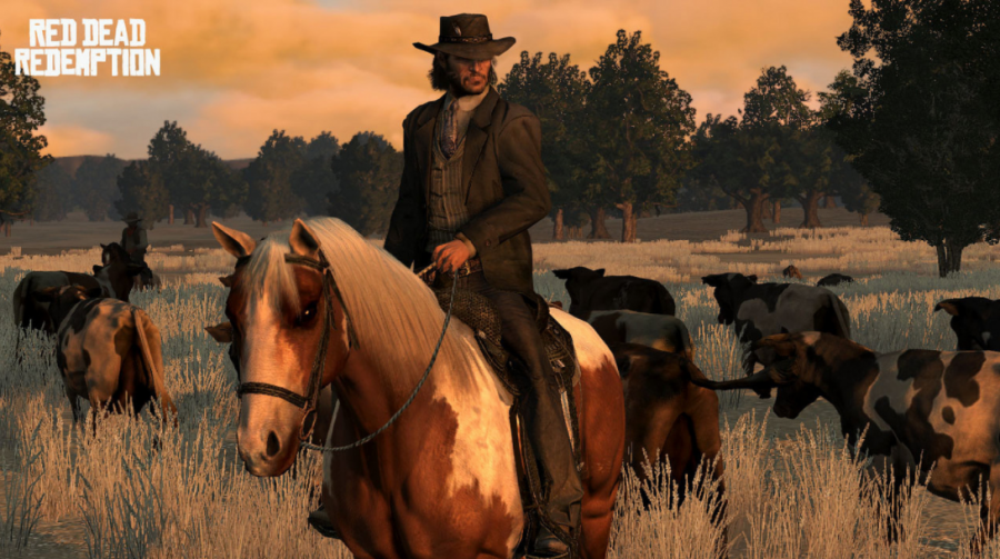 Red+Dead+Redemption+2+gets+raves+reviews+from+our+staffer.
