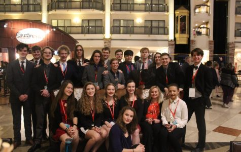 Youth and Government takes the Capitol