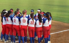 Hays softball tied for 1st in District