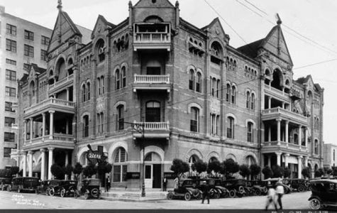 Paranormal activities in the Driskill Hotel