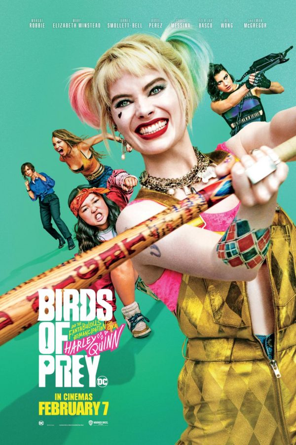 Birds+of+Prey+and+the+Fantabulous+Emancipation+of+one+Harley+Quinn+Review