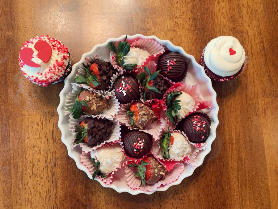 Valentines Day and Sweet Cakes: a match made in heaven