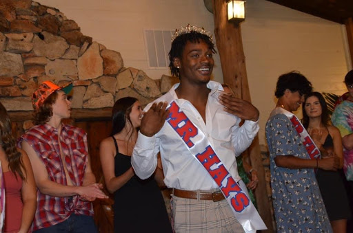 Nathan Green takes the title of Mr. Hays 2021. The fundraiser helps Project Graduation.